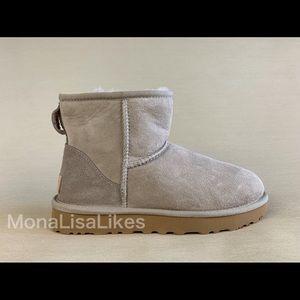 New UGG Classic Mini II Water Resistant Boots
